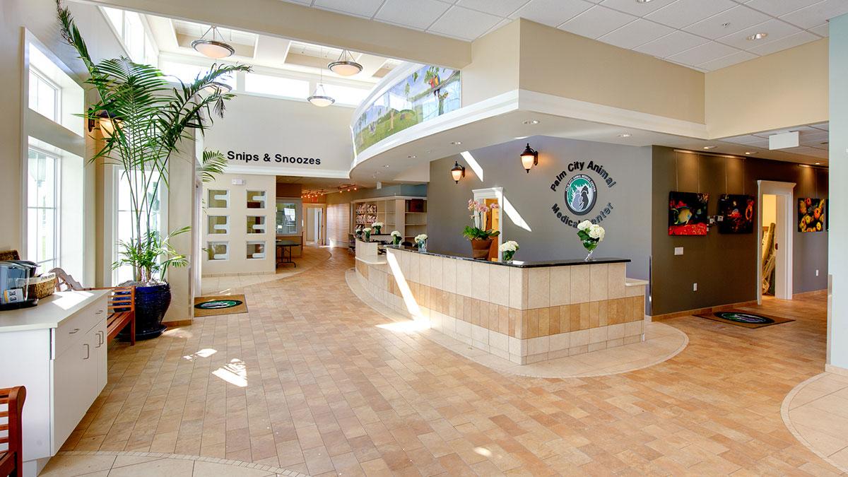 BDA Architecture Veterinary Hospitals