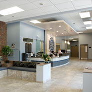 Animal Clinic Waiting Room