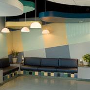 Animal Hospital Waiting Room
