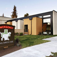 Emergency Animal Clinic Architecture