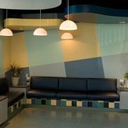 Veterinary Hospital Waiting Room