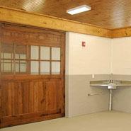 Equine Hospital Exam Room