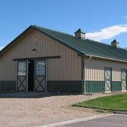 Horse Facility Exterior