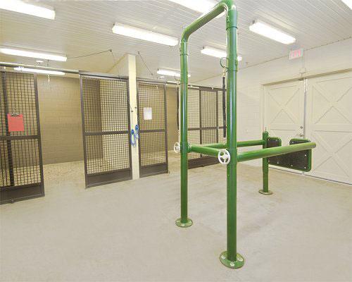 BDA Architecture :: Veterinary Hospitals :: Equine/Mixed ...