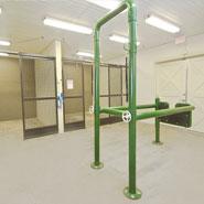 Veterinary Equine Room