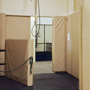 Equine Induction Recovery Room