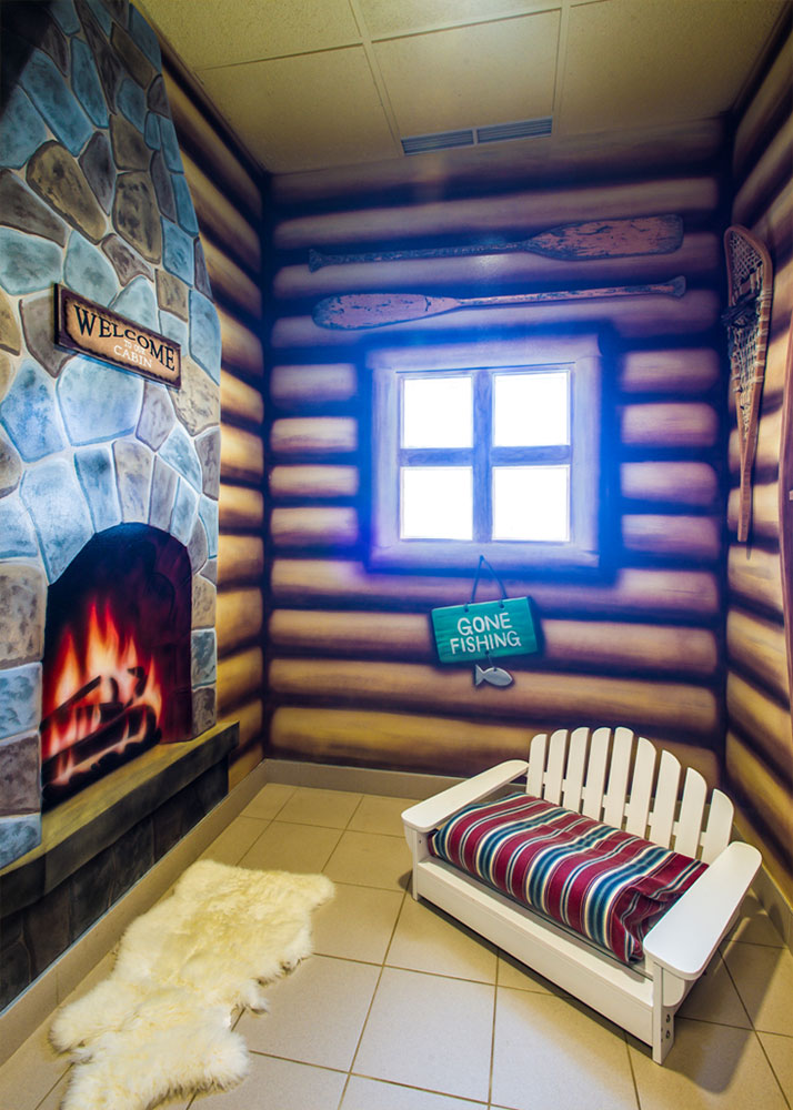 Bda architecture pet boarding for Dog themed bedroom ideas
