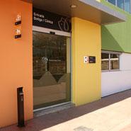 Veterinary Hospital Exterior