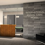 Animal Facility Reception Area