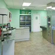 Animal Treatment Room