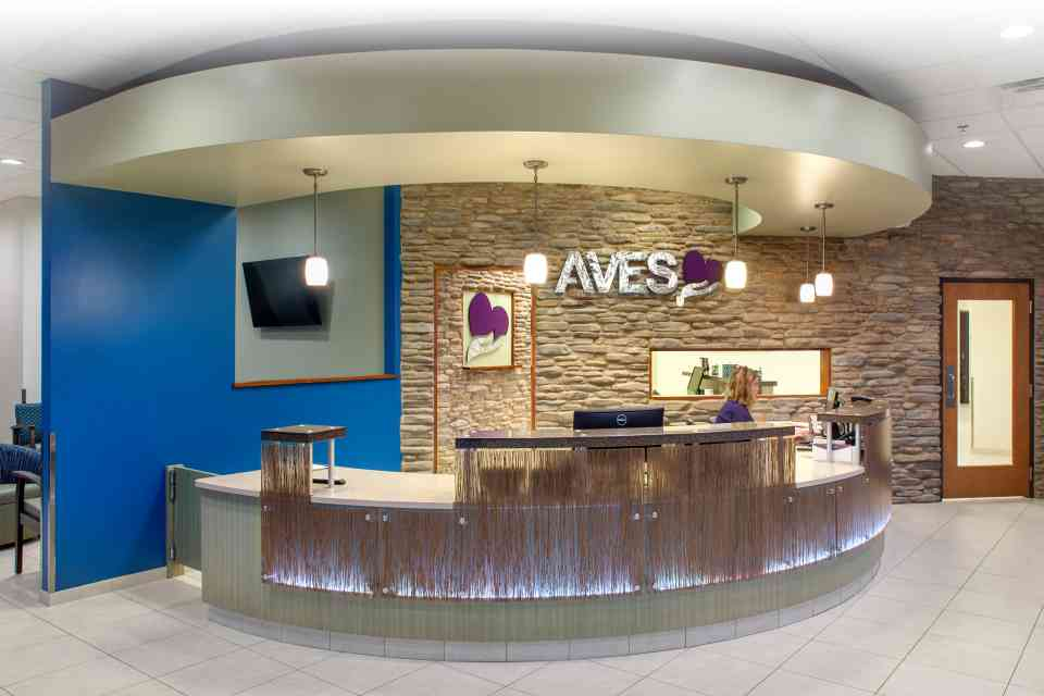 Photo of AVES Lobby